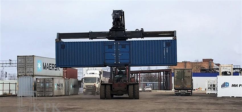 КРК Энерго - разрабатывает и производит контейнеры энергообеспечения
